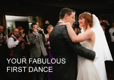 Fabulous First Dance
